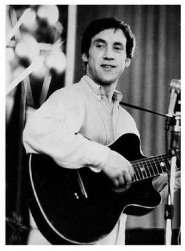 Во время выступления в ЛИЯФ. Гатчина, июнь 1972 г.