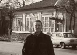 Гатчинский краевед Владислав Аркадьевич Кислов