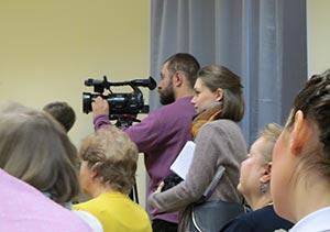 Презентация книги В.А. Мачульского История Гатчины в бронзе и граните. Фото Галины Пунтусовой