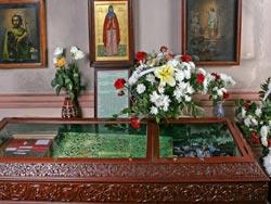 Обретение святых мощей преподобномученицы м. Марии Гатчинской