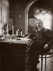 Фердинанд Фердинандович Штробиндер, преподаватель Гатчинского Сиротского института