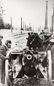 Гатчина в годы Великой Отечественной войны
